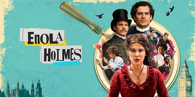7. Enola Holmes / 23 Eylül