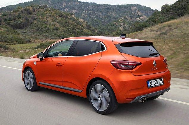 Renault Clio Joy 1.0. Sce 72 PS Eski Fiyatı: 135.900 TL Yeni Fiyatı: 131.371 TL