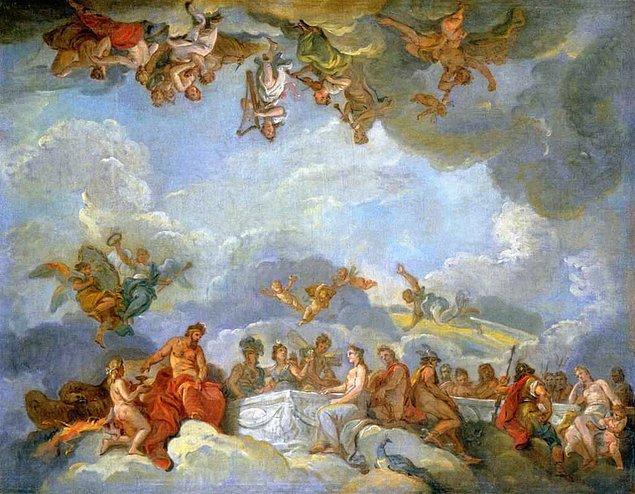 3. Yunan Mitolojisi