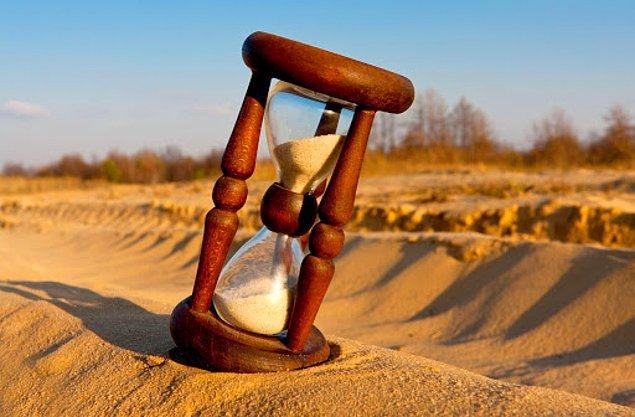 Zaman önemli, okuduğun her kelime önemli, anlamadığın ve anlamadığın her kelime önemli...