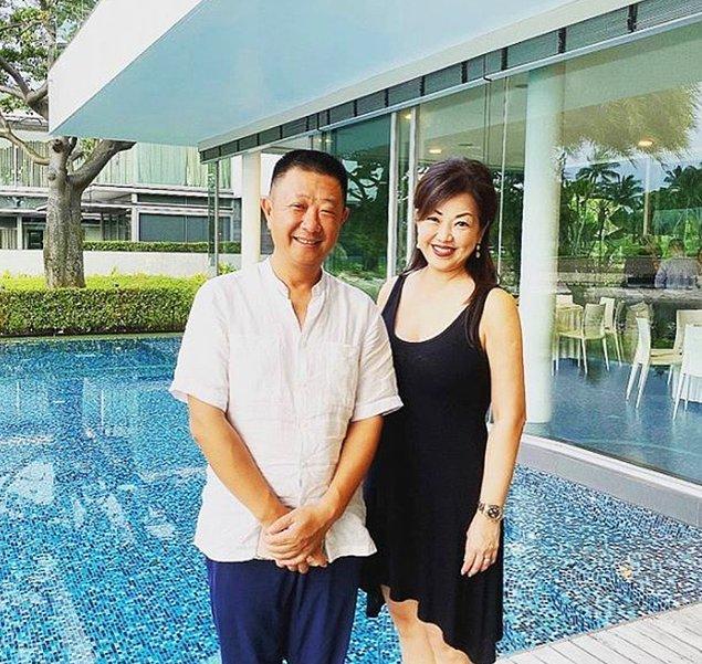 Haidilao International Holding'in kurucu ortağı ve direktörü Shu Ping'in eşi olan  Çinli milyarder Zhang Yong 5.2 milyar dolarla listenin ilk sırasına yerleşti.