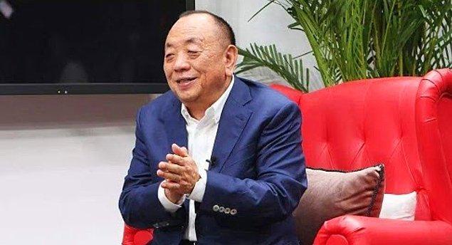 17.8 milyar dolar değerindeki şirketiyle Li Xiting, Zhang gibi bir Singapur vatandaşı olan Shenzhen Mindray Bio-Medical Electronics'in kurucu ortağı ve başkanı.