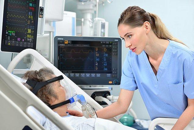 Shenzhen Mindray'in şirketinin ürettiği vantilatörlere ve tıbbi cihazlara olan talep artışı, Shenzhen'de listelenen hisselerinin pandemi ortasında yükselmesine neden oldu.