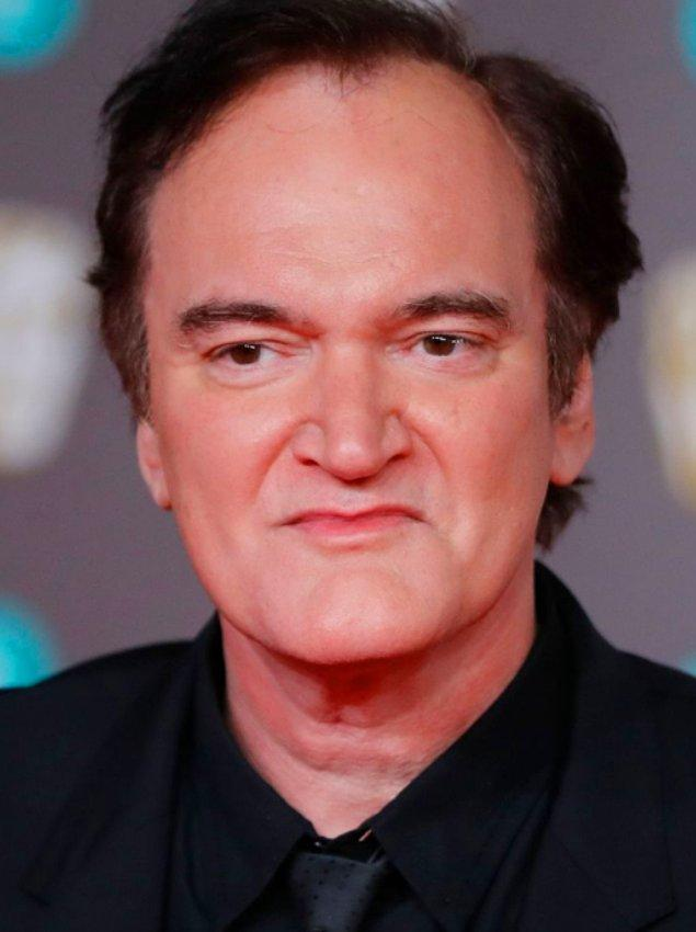 6. Quentin Tarantino