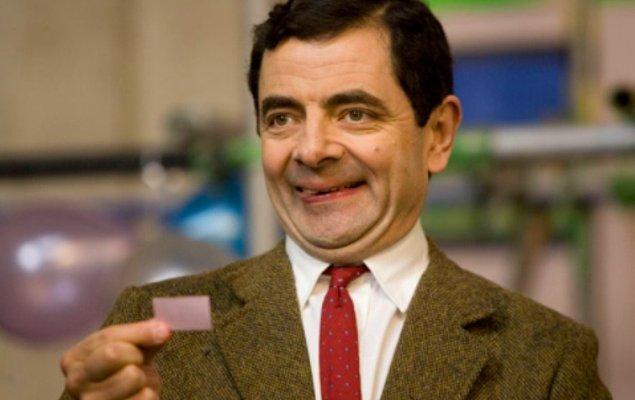 14. Rowan Atkinson