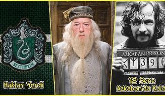 Harry Potter Evreninin En Güçlü Büyücüsü Albus Dumbledore'un Sanıldığı Kadar Mükemmel Olmadığının Kanıtları