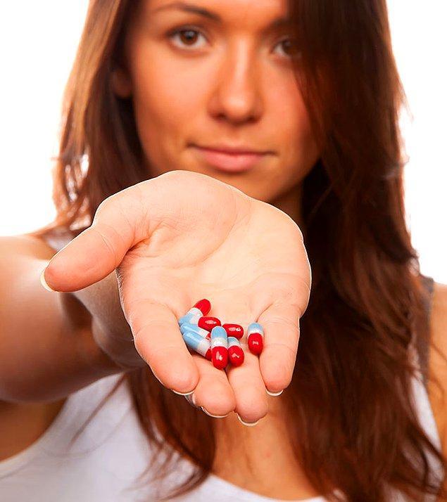 Sadece ünlülerin değil, giderek daha fazla insanın ilgi gösterdiği vitaminler faydalı mı?