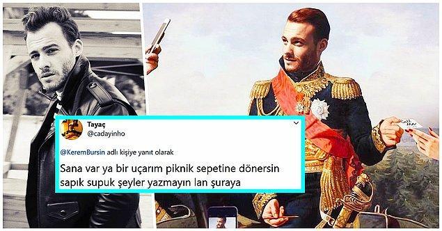 2. Kerem Bürsin yaşam koçluğuna soyundu, sosyal medya ise yorumlarıyla ortalığı kırıp geçirdi!