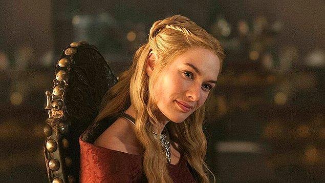 4. 'Taht Oyunları'ndaki Cersei Lannister