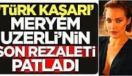 Kantarın Topuzu İyice Kaçtı! Meryem Uzerli'ye 'Türk Kaşarı' Diyerek Adeta Nefret Saçan Yeni Akit'e Tepkiler Çığ Gibi Büyüyor