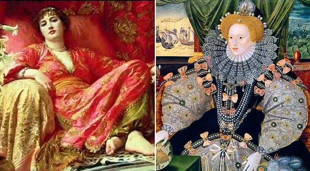 1599'da Kraliçe Elizabet tarafından Safiye Sultan'a bir araba hediye edildi.