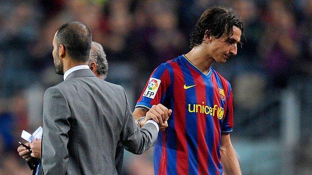 14. Zlatan İbrahimoviç - Barcelona
