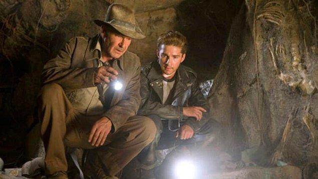 6. Indiana Jones