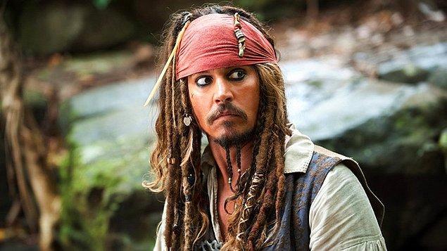 9. Karayip Korsanları (Pirates of the Caribbean)