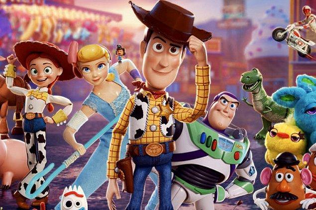 20. Oyuncak Hikayesi (Toy Story)