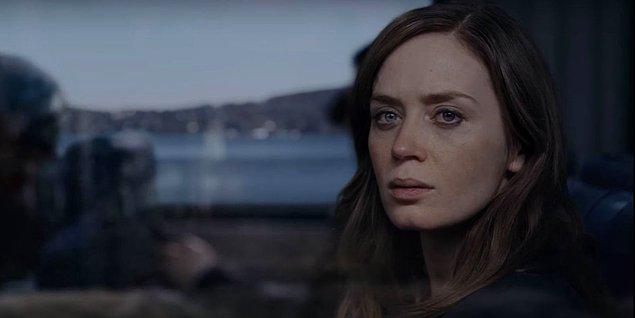10. The Girl on the Train (2016)