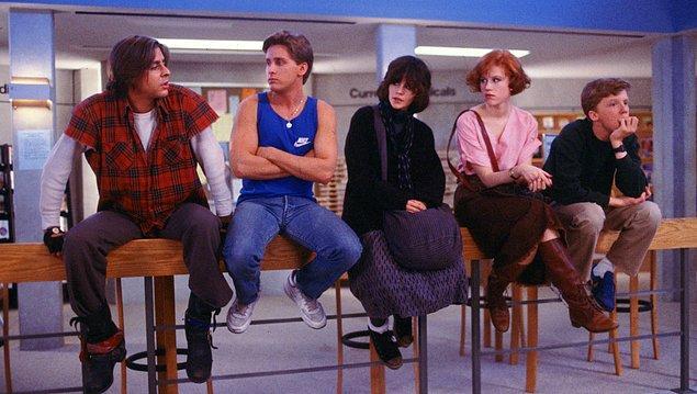 3. The Breakfast Club (1985)