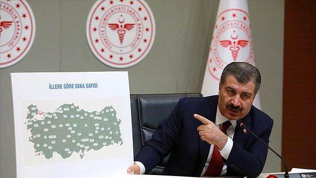 Hazır not almaya başlamışken şunu da not edelim: Türkiye pandemiye diğer ülkelerde olduğu şekliyle yakalanmadı.