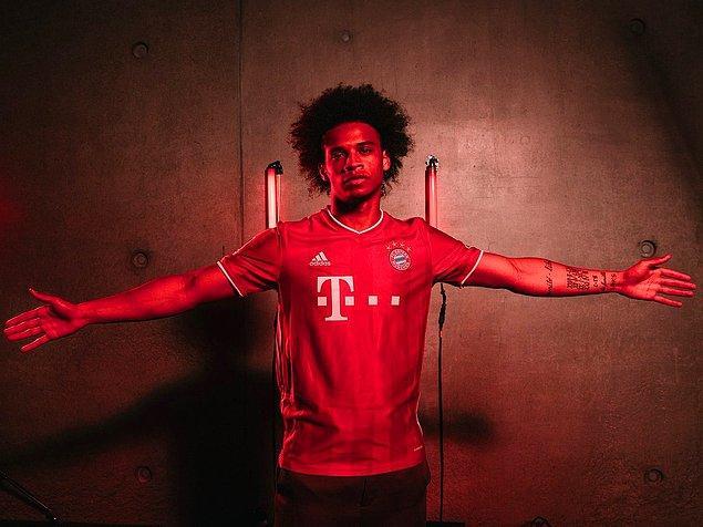 21. Leroy Sane / Manchester City ➡️ Bayern Münih