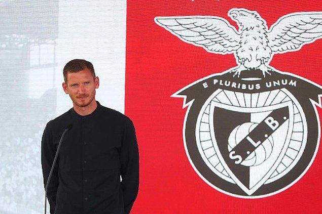 12. Jan Verthongen / Tottenham ➡️ Benfica