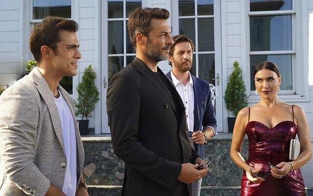 Yasak Elma ise sürprizini yaptı ve AB'de en çok izlenen dizi, TOTAL'de de en çok izlenen 2. dizi oldu.