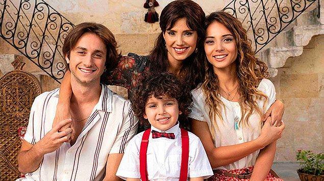 Geçen senenin başarılı dizisi Benim Adım Melek'i ise seyirci unutmuş. TOTAL'de 8., AB'de 7. olan dizinin diğer diziler başladığında hali hal olmayacak gibi.