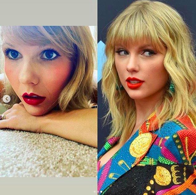 4. Ashley ve Taylor Swift