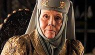 Game of Thrones'un Lady Tyrell'i Diana Rigg Yaşama Veda Etti