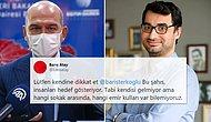 Süleyman Soylu, Gazeteci Barış Terkoğlu'nu Hedef Aldı: 'Berduş'