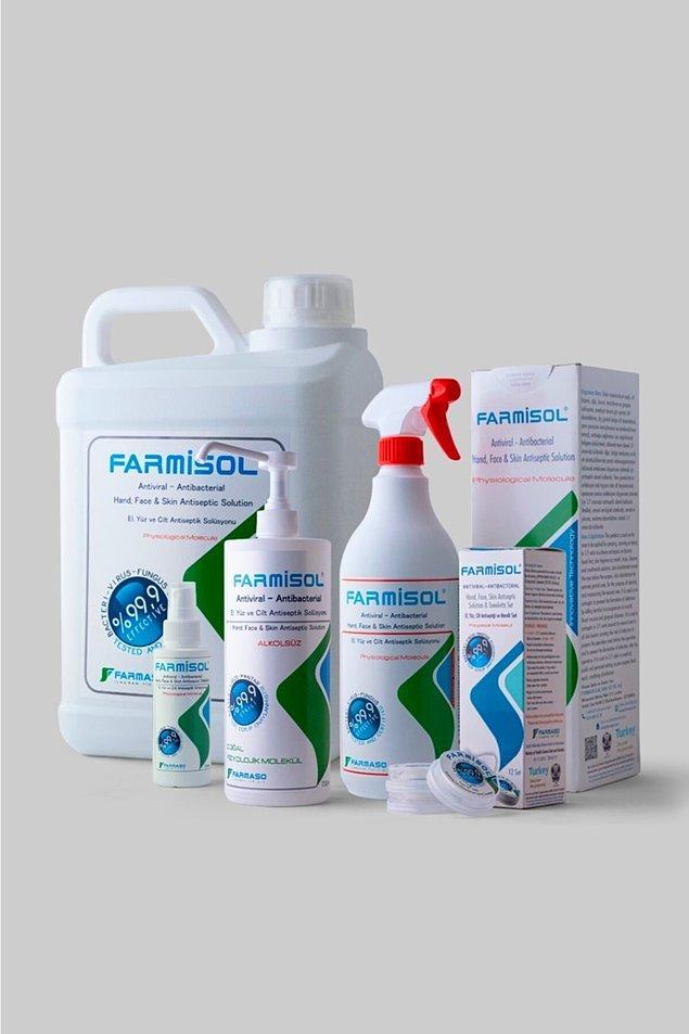 10. İçinde bulunduğumuz bu günlerde her evde bulunması gereken bir dezenfektan seti. Alanlar hemen ikinci siparişini veriyor.