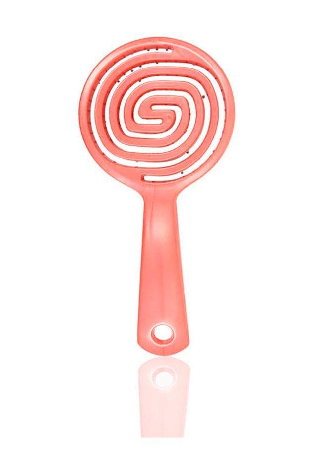 15. Nascita pro açma tarama fırçası yepyeni, kaliteli ve ergonomik tasarımı sayesinde uzun yıllar severek kullanabileceğin bir saç fırçası.