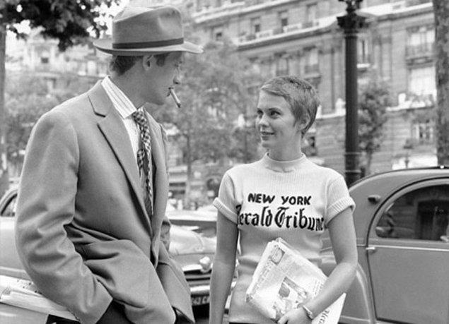 15. Michel ve Patricia - Breathless (1959)