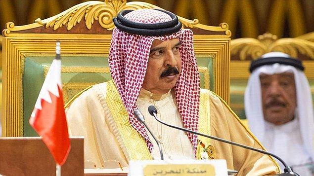 Bahreyn Kralı İsrail-BAE anlaşmasının imza törenine katılacak