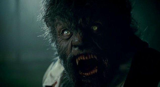 7. The Wolfman (2010)