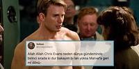 Hey Maşallah! Chris Evans Instagram Hikayesine Video Atmak İsterken Yanlışlıkla Cinsel Organını Paylaştı