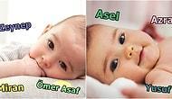 Bebeğinize İsim Vermeden Önce Bu Listeye Mutlaka Göz Atın: Son Yıllarda İllere Göre En Fazla Hangi Bebek İsimleri Tercih Edildi?