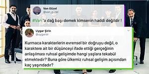 Arıza Dizisinde Van İçin 'Dağ Başı' İfadesi Kullanılmasına Tepkiler Çoğaldı, Tartışma Büyüdü