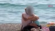 Koronavirüs Hastası Kadın, Sahilde Yakalandı: 'Ölmek İstemiyorum'