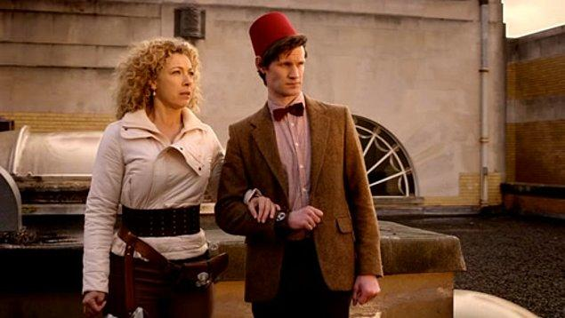 15. Doctor Who