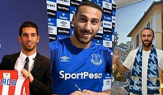 Süper Lig Tarihinde En Yüksek Bonservis Bedelleriyle Yurt Dışına Transfer Olan 25 Futbolcu