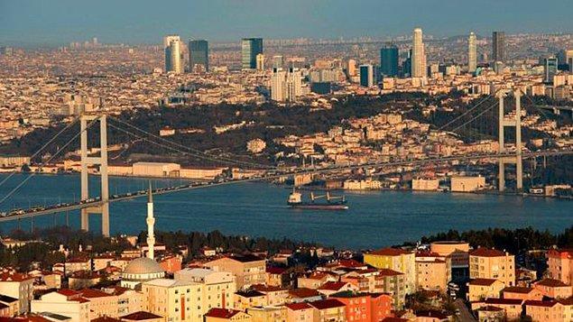 İstanbullusun!