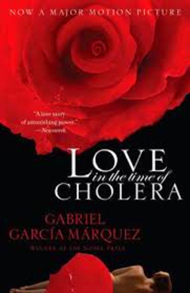 9. Gabriel Garcia Marquez- Kolera Günlerinde Aşk