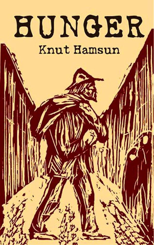 10. Knut Hamsun- Açlık