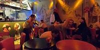 Ukrayna'da 'Kırbaç Kafe'ye Giden Türkler