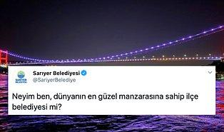 Yaptığı Paylaşımlarla Z Kuşağının Bile Çoktan Takdirini Kazanan Sarıyer Belediyesi'nin Birbirinden Eğlenceli Tweetleri