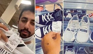 ABD'deki Nike, Puma ve Adidas Gibi Markaların Ayakkabı Fiyatlarını Göstererek Alım Gücü Olayını Çok Net Bir Şekilde Anlatan Adam