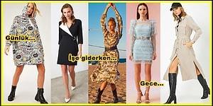 Ne Giysem Derdine Son! Her Tarza ve Ortama Uygun Birbirinden Güzel 19 Sonbahar Elbisesi