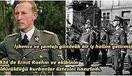 """İntikam Amacıyla Yaptığı Dehşet Verici Katliamlarla """"Prag Kasabı"""" Olarak Anılan Nazi Generali Reinhard Heydrich"""