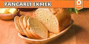Ev Yapımı, Mis Gibi Pancarlı Ekmek Nasıl Yapılır?