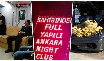 Ankara'nın Gri Bir Şehirden Çok Daha Fazlası Olduğunu Kanıtlayan 21 Fantastik Görüntü